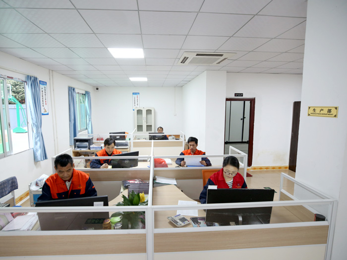 Zhekun Office of production department